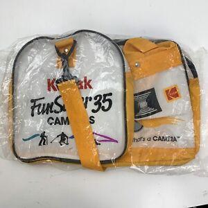 Kodak FunSaver 35 Cameras Gym Tote Bag New