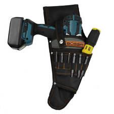 BOSSA 27101 Heavy-Duty Hammer Drill Holster - Right Handed