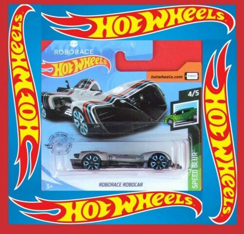 Hot Wheels 2020 roborace robocar 63//250 neu/&ovp color nuevo