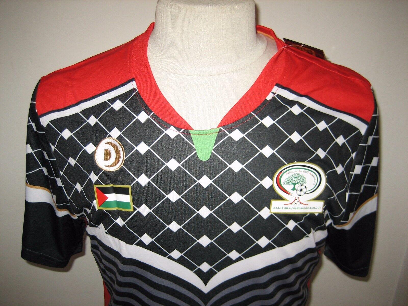 Palestine Palestine Palestine away rare football shirt soccer jersey maillot trikot camiseta Dimensione S 1c0a3e