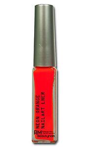 Neon-Orange-Fineliner-Nailart-Liner-mit-extra-langem-Pinsel-8ml-00731-02