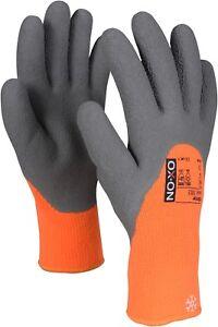 1 à 144 Paire Ox-on Hiver Basic 3003 Thermo Travail Gants Gants-uhe Handschuhe Fr-fr Afficher Le Titre D'origine