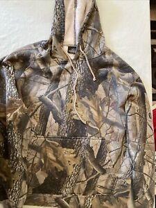Sweatshirt-Readhead-Realtree-Advantage-Max-4-Hoodie-M-Pullover-Waterfowl-Hunting