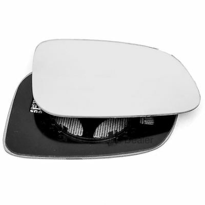 Right Driver Wide Angle side wing mirror glass for Volvo s60 03-06 heated