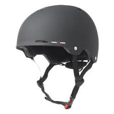 Bicycle Riding Helmet Triple8 Gotham MIPS Skate/Bike XS - SM Black Rubber New
