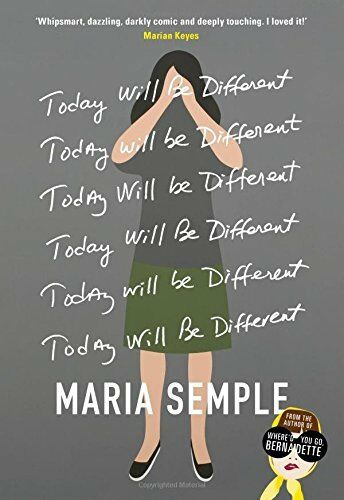 1 of 1 - Today Will Be Different: From the bestselling aut... by Semple, Maria 0297871455