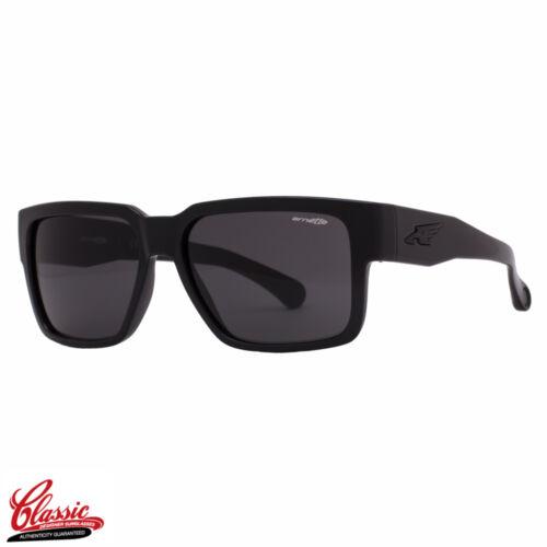 ARNETTE SUNGLASSES SUPPLIER 4213 41//87 Gloss Black Frame Grey Lens