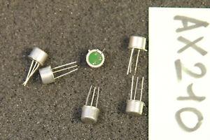 Lot de 6 x transistor 2N1893 SESCOSEM Thomson  ( AX210 )