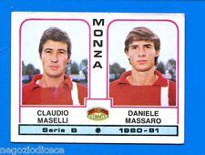 CALCIATORI PANINI 1980-81 - Figurina-Sticker n. 336 -MASELLI-MASSARO MONZA-New