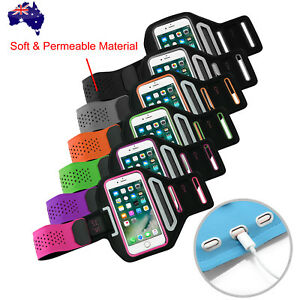 Sports-Gym-Running-Slim-Armband-for-Apple-iPhone-XS-Max-XR-X-8-7-P-Arm-Band-Case