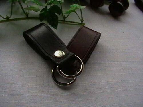 Fait Main Cuir Boucle de ceinture Lanyard Key Holder Dangler plusieurs variations 3 A