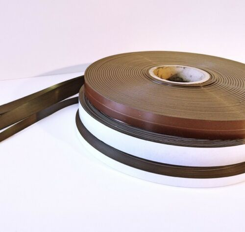 "Typ B Qualität /"" A Magnetband selbstklebend Typ A 1,5mm x 12,7mm x 9 Meter"