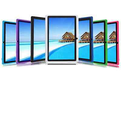 "7"" A33 1G 16G Tablet G-Sensor 1.5GHz Quad Core WiFi Bluetooth Android 4.4 PC"