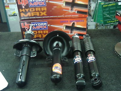 FORD MONDEO MK2 96/> FRONT /& REAR SHOCK ABSORBERS X 4