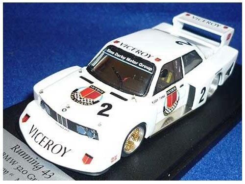 1/10 BMW 320i Group 5 1981 Macau Guia Viceroy RC Car Body with decal 190 200mm
