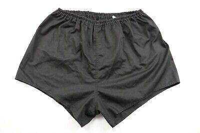 2019 Moda Veb 80er Vintage Shorts Cotone Taglia 56 Nero Pantaloni Sportivi Pantaloni Corti As11 Ddr-mostra Il Titolo Originale