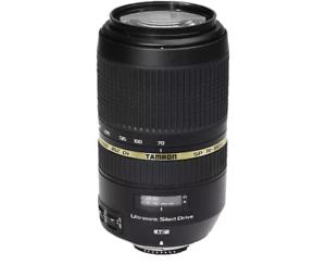 TAMRON SP 70 mm - 300 mm f/4-5.6 Di, SP, USD Nikon F-Mount Neugerät