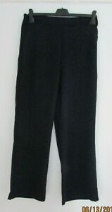 NWT-NAVY-WIDE-LEG-CREPE-STYLE-TROUSERS-10-12-MUST-IDEAL-WORLD