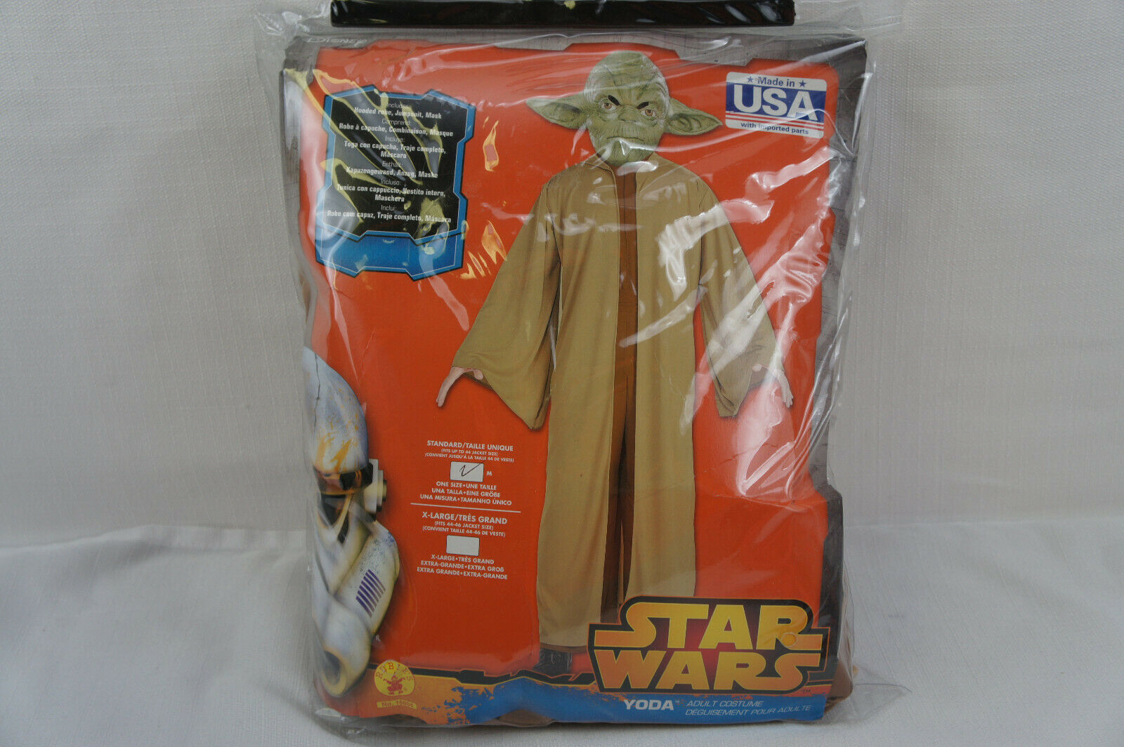 Deluxe Star Wars Costume Mens K-2SO Fancy Dress Outfit Licensed Film Adults