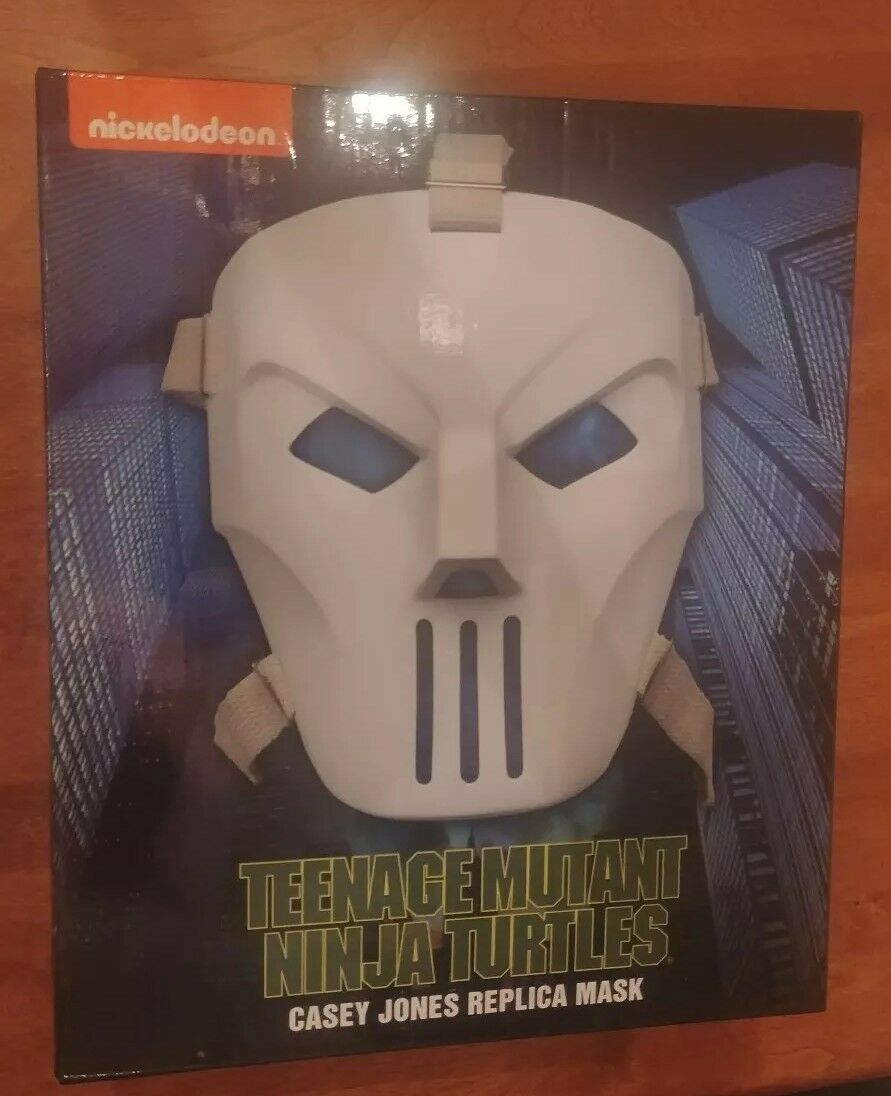 NECA Casey Jones Replica Mask TMNT Teenage Mutant Ninja Turtles Movie Replica