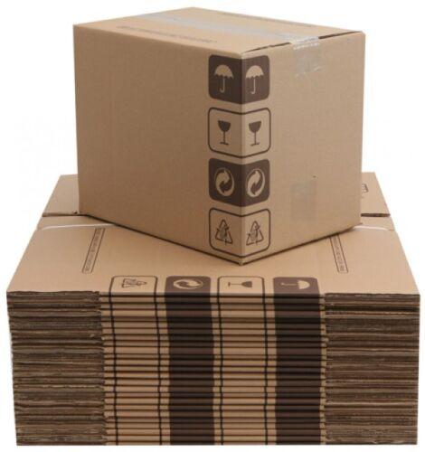 15 Scatole Bianche Mono Ondacm21,5x18x23