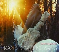 DEATH IN VEGAS - TRANS LOVE ENERGIES [BONUS CD] [BONUS TRACKS] NEW CD
