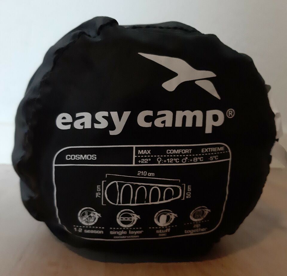 Easy camp sovepose