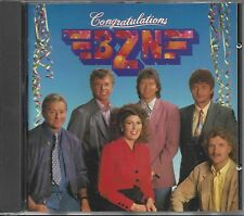 BZN  ‎– Congratulations   cd  12 tracks incl. medley.