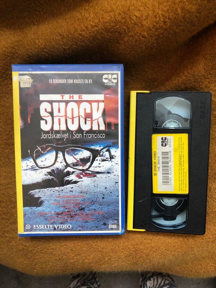 Anden genre, The shock