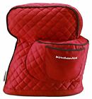 KitchenAid KSMCTIER Fitted Stand Mixer Cover- Red
