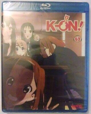 K-On!, Vol. 3 (Blu-ray Disc, 2011)