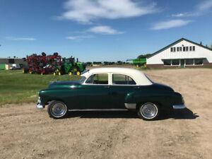 1951 Chevy Styleline Sedan