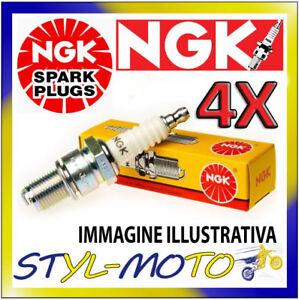 KIT-4-CANDELE-NGK-SPARK-PLUG-KR9CI-BMW-K-1200-GT-1200-2006
