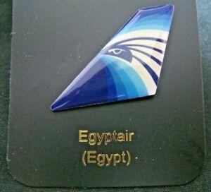 EGYPTAIR AIRLINE AIRWAYS (EGYPT) LOGO TAIL PIN BADGE