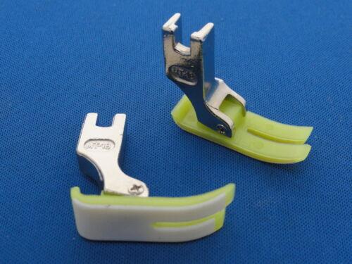 Industrial Sewing Machine Standard Teflon Foot Heavy WORKS ON BROTHER JUKI