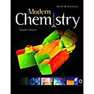 Details about Modern Chemistry: Student edition 2012, Holt McDougal, Good  Book