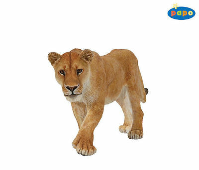And Great Variety Of Designs And Colors Generous Papo 50028 Lioness 14 Cm Wild Animals Famous For High Quality Raw Materials Full Range Of Specifications And Sizes