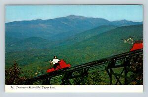 Chrome-View-of-Mt-Cranmore-Skimobile-Upper-Unit-North-Conway-NH-Postcard-X26