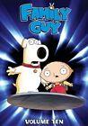 Family Guy-family Guy 10 3pc WS Ac3 DOL US IMPORT DVD