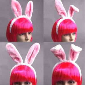 Kids-Child-Girl-Bunny-Ears-Rabbit-Headband-For-Easter-Gifts-Party-Fancy-Dress