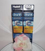 Oral-b Precision Clean Replacement Brush Heads Toothbrush Refills 6 Pack