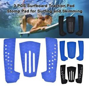 Adhesive-EVA-Surfboard-Skimboard-Surf-Traction-Pad-Deck-Grip-Tail-Pads-New