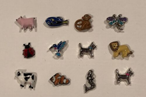 NEW and Retired!! Authentic Origami Owl Charms