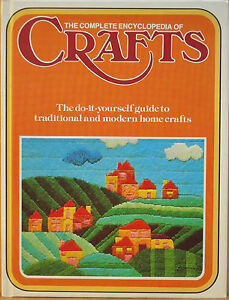 The complete encyclopedia of crafts book volume 2 1975 do it image is loading the complete encyclopedia of crafts book volume 2 solutioingenieria Image collections