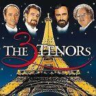 The 3 Tenors Paris 1998 Jose Carreras Placido Domingo Luciano Pavarotti Levine