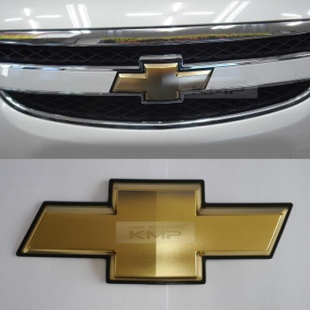 Rear CHEVROLET CROSS Emblem For 06 11 Chevy Epica Tosca