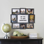 miniature 2 - 19x17inch Photos Multi Picture Frame Collage Aperture Decor Memories Home Wall