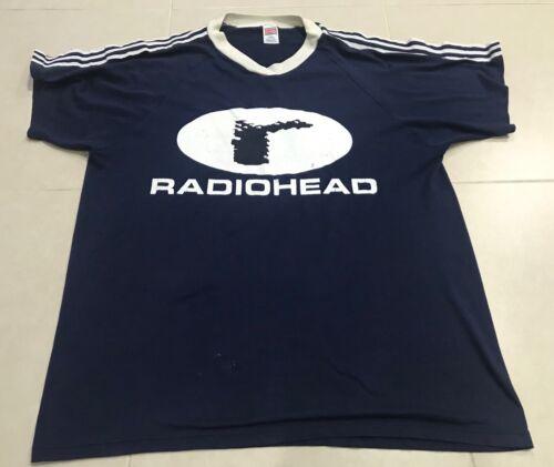 Vtg Radiohead Shirt