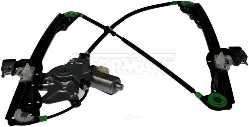Window Reg With Motor 751-228 Dorman OE Solutions