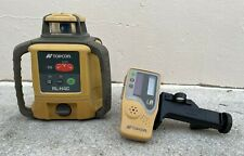 Topcon Rl H4c Vertical Amp Horizontal Leveling Rotary Laser With Ls 80l